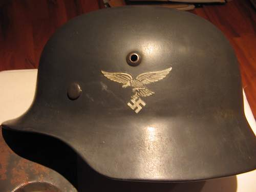 double decal M35 Luftwaffe