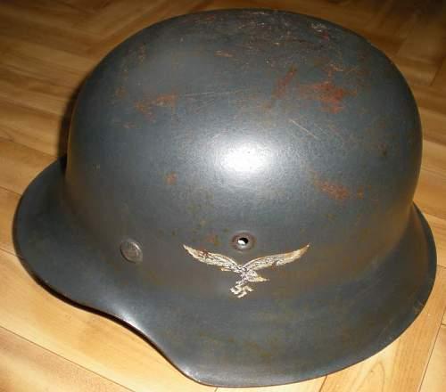 Luftwaffe M42 SD: fake?