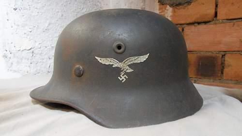 Luftwaffe DD M40 ?