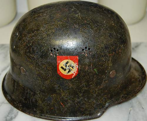 Need  Comments Police Helmet