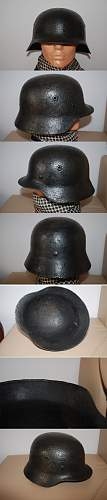 M40 SD Wehrmacht shell...real/fake??