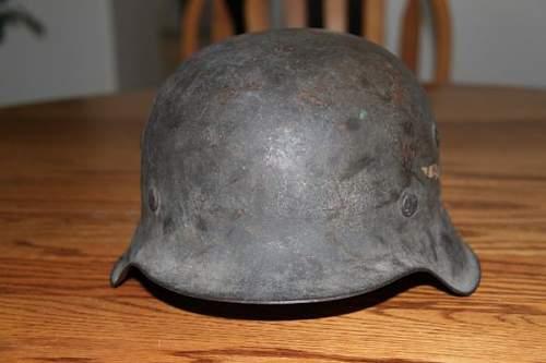 Single Decal Luft Helmet - Real? Value?
