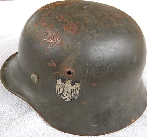 M35 DD Heer Rust Bucket