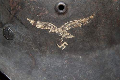 M42 SD Luftwaffe helmet for opinions