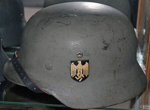 M35 NS68 Heer grey reissue