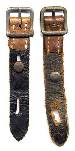 Please, original or repro chin strap?