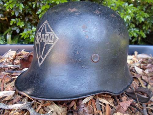 "M34 civil ""guards helmet"""