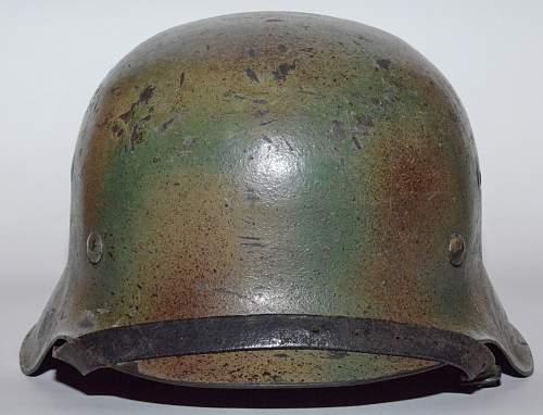 KM EF64 M42 tricolor camo
