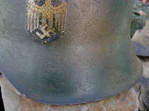 Heer S/D M-42 Normandy Camo Opinions please
