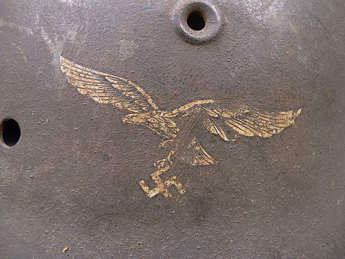 Luftwaffe Decal. Good or fake?