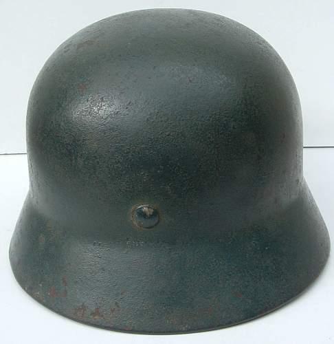 M35 DD Luftwaffe Helmet ?