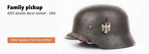 M35 Heer helmet - mint