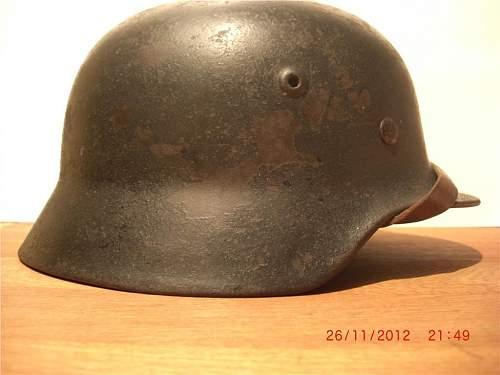 M40 Combat Helmet, for review