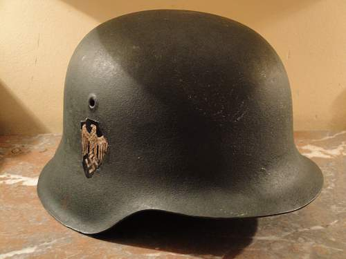 Helmet and Decal, Help