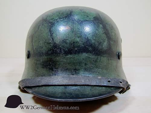 Click image for larger version.  Name:M1935-Luft-Camo-German-Helmet-1862-front.JPG Views:33 Size:189.3 KB ID:439565