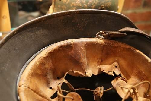 Helmet Preservation
