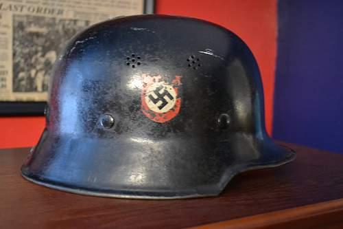 My First Helmet, EREL Liner