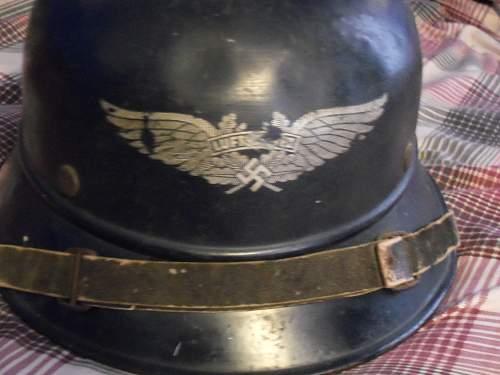 Click image for larger version.  Name:German Helmet 007.jpg Views:49 Size:232.0 KB ID:449192
