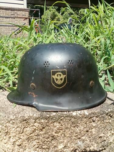 Click image for larger version.  Name:German Helmet 1.jpg Views:282 Size:277.1 KB ID:449387