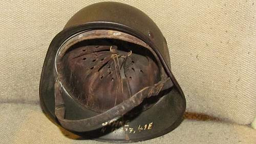 M40 DD Heer helmet for review