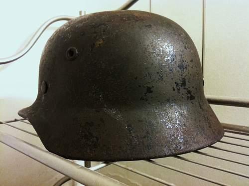 Click image for larger version.  Name:German Helmet 3.jpg Views:138 Size:104.2 KB ID:452527