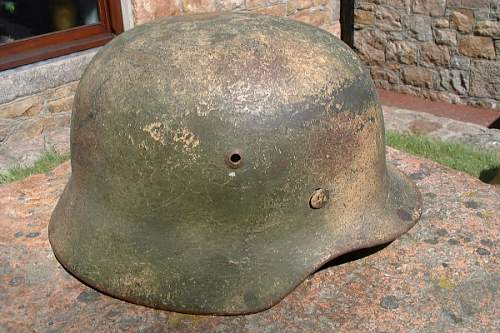 Heer Channel Islands Camo Helmet! - thoughts!?