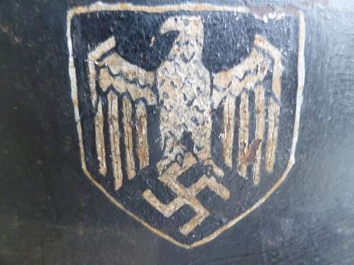 Painted Heer on m42