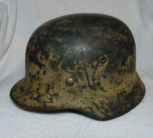 "Local M35 ""Desrt Camo"" Helmet"