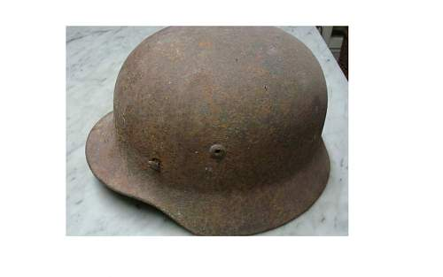 2 original german helmets or fake?? help please..