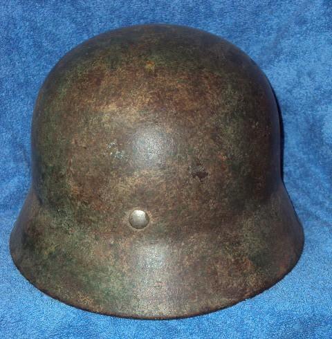 Thoughts of ET Camo helmet