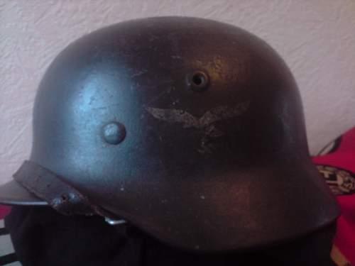 sd luftwaffe helmet