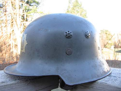 M34 Light Weight RLB Helmet