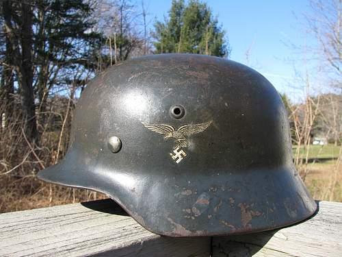 DD Droop Tail Luftwaffe - ET68 Lot# 4089