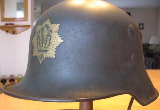 M34 Light Weight RLB Helmet