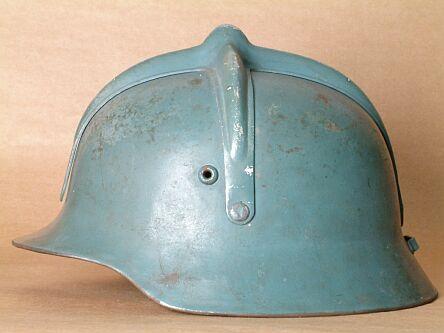 Unusual Helmet?