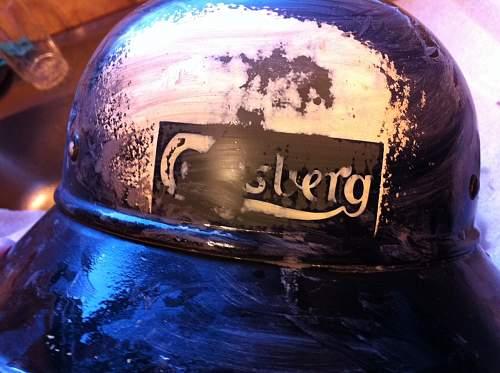Luftschutz 3 piece helmet?