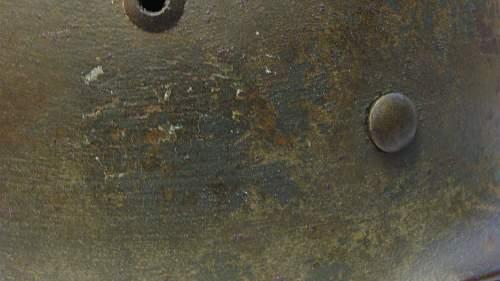 Dd army shell original?