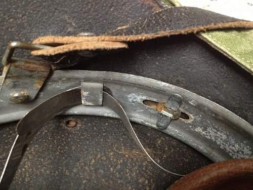 Real or Fake Helmet M40