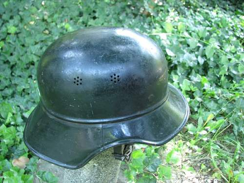 Possible M34 Civilian Helmet