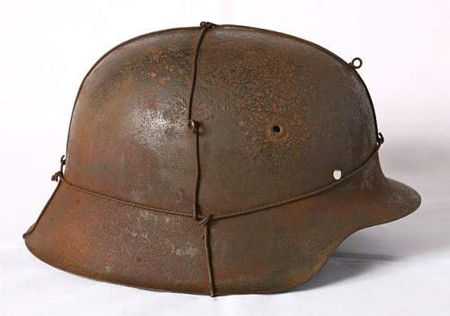 Normandy helmet legit?