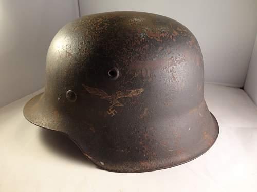 My Second Helmet
