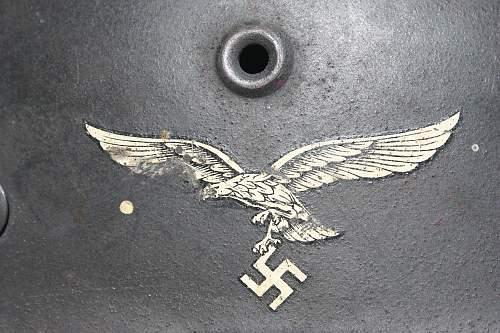 2 Luftwaffe Helmets in Classifieds