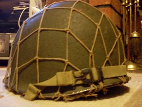 Helmet net