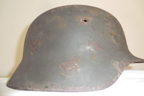 Dr. Ludwigs helmet.