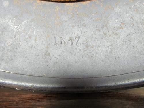 Luftschutz M40 Beaded