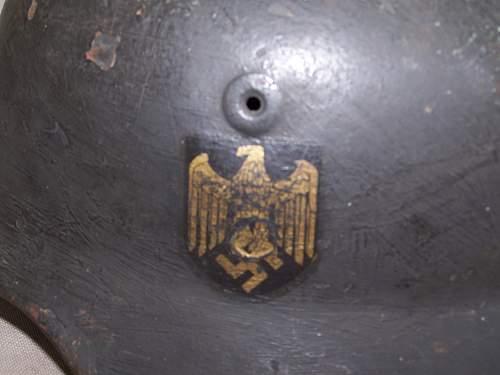 Click image for larger version.  Name:M35 Kriegsmarine helmet 043.jpg Views:764 Size:223.2 KB ID:48928