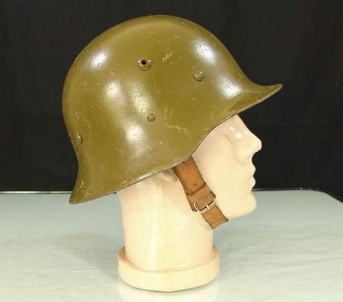 SS Helmet found at local auction  Opinions please!!