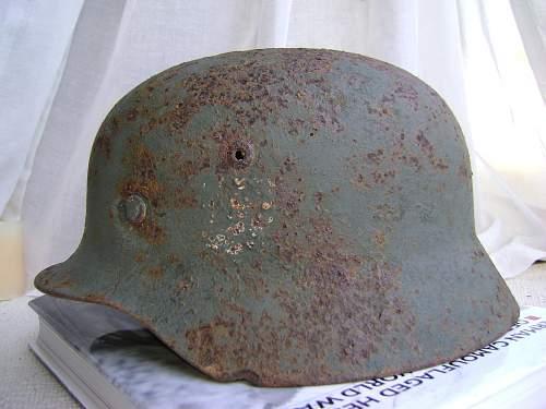 my german helmet relics