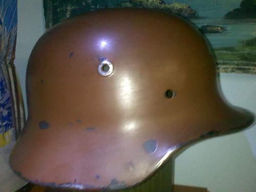 SA helmet ?