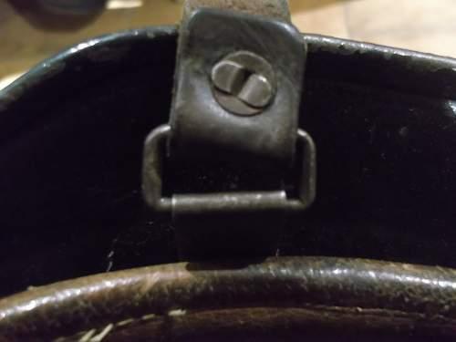 German helmet liner? Original?